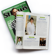 St. Louis magazine: Top Dentist: Dr. Ayse Kilfoy, DMD, Woodlawn Dental O'Fallon, MO